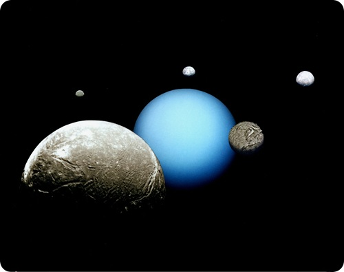 How many moons does Uranus have