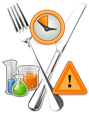 How long does food poison last