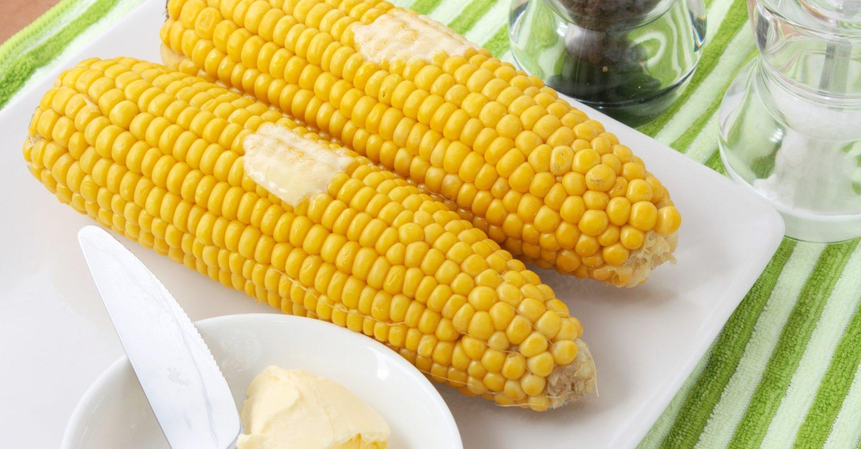 2 легких способа сварить кукурузу в микроволновке за 5 минут! 52