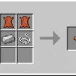 How to make a saddle in Minecraft