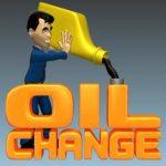 10 minute oil change