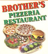 Brother's Pizza Menu