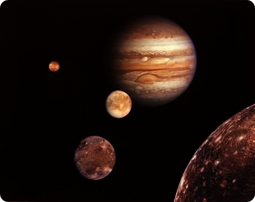 How many moons do Jupiter Have